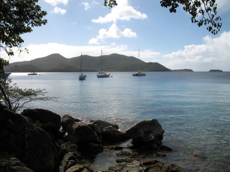 Idées d'itinéraire pour une croisière en voilier en Guadeloupe
