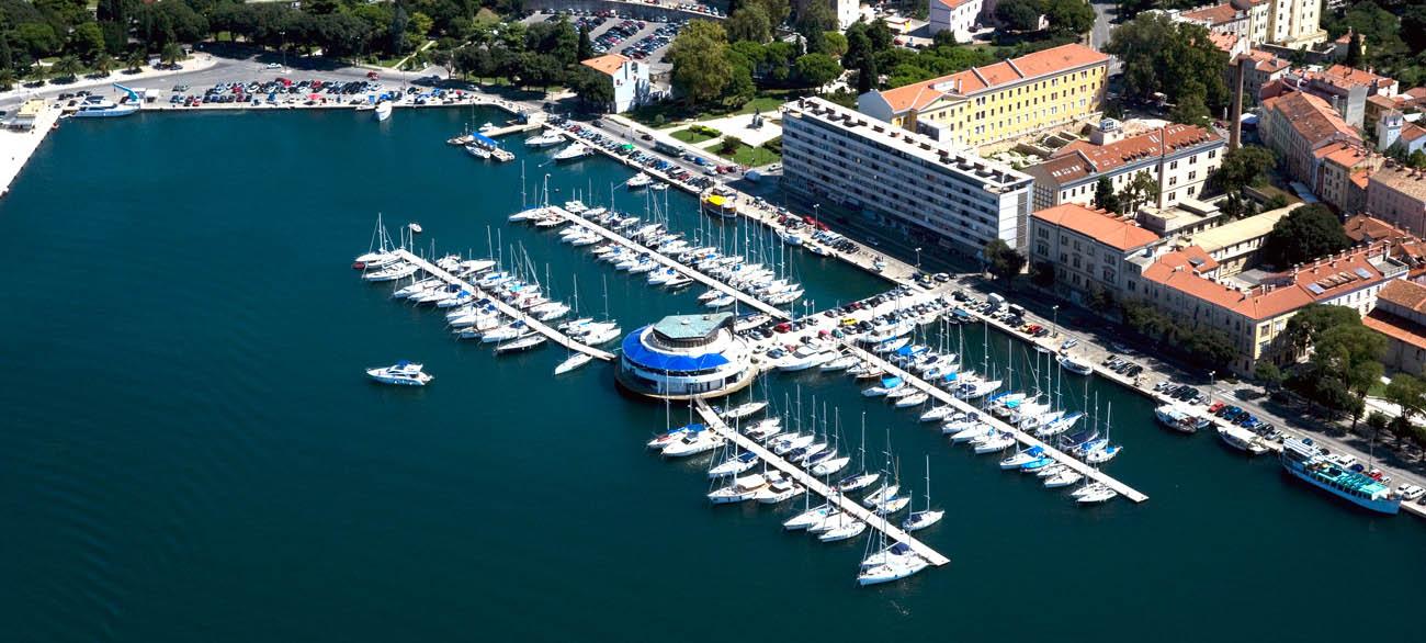 Location de voilier à Pula en Croatie
