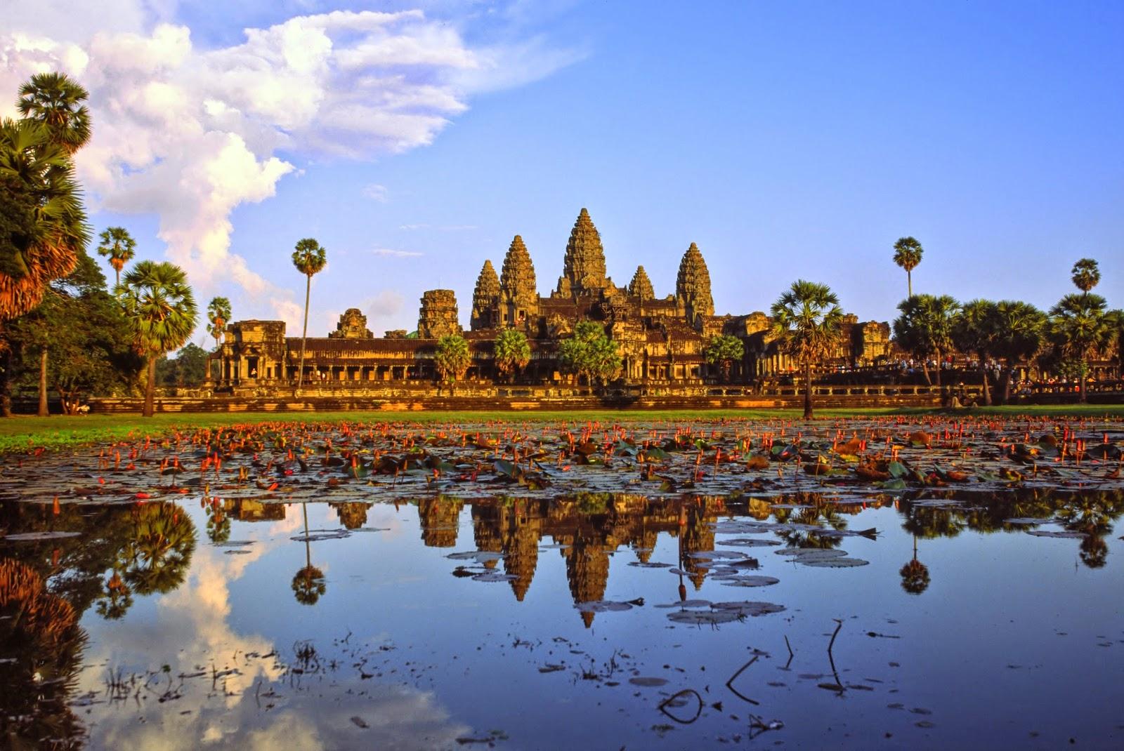 Randonnée à vélo en solo au Cambodge !