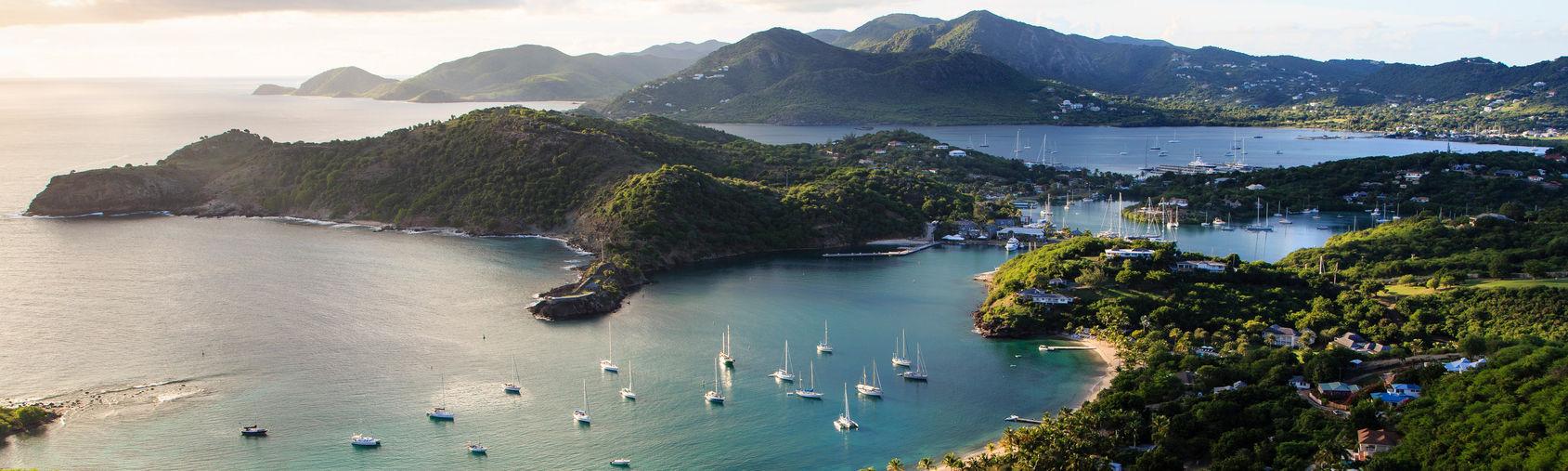 Location de voiliers à Antigua et Barbuda