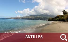 Location voilier et catamaran aux Antilles