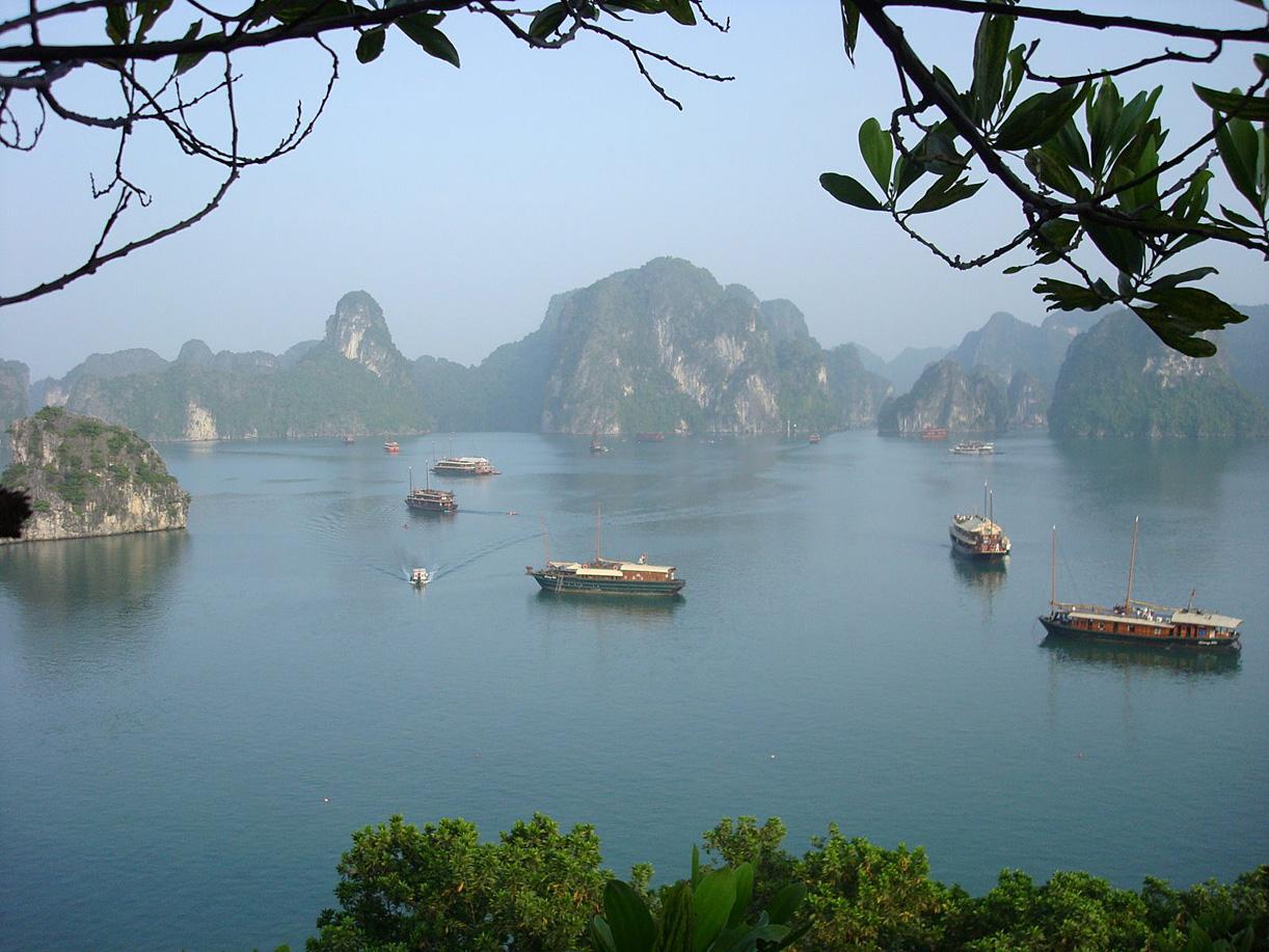 Les plus belles croisières en Asie du Sud-est