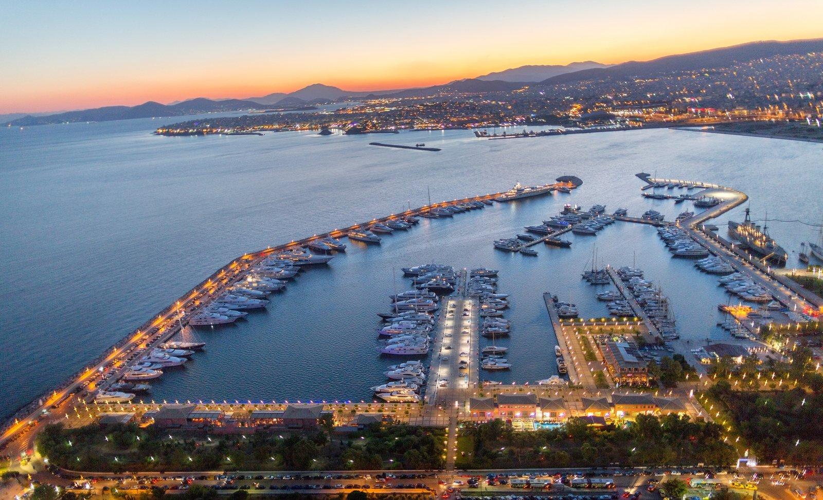 Athenes - Marina Delta Kallithea