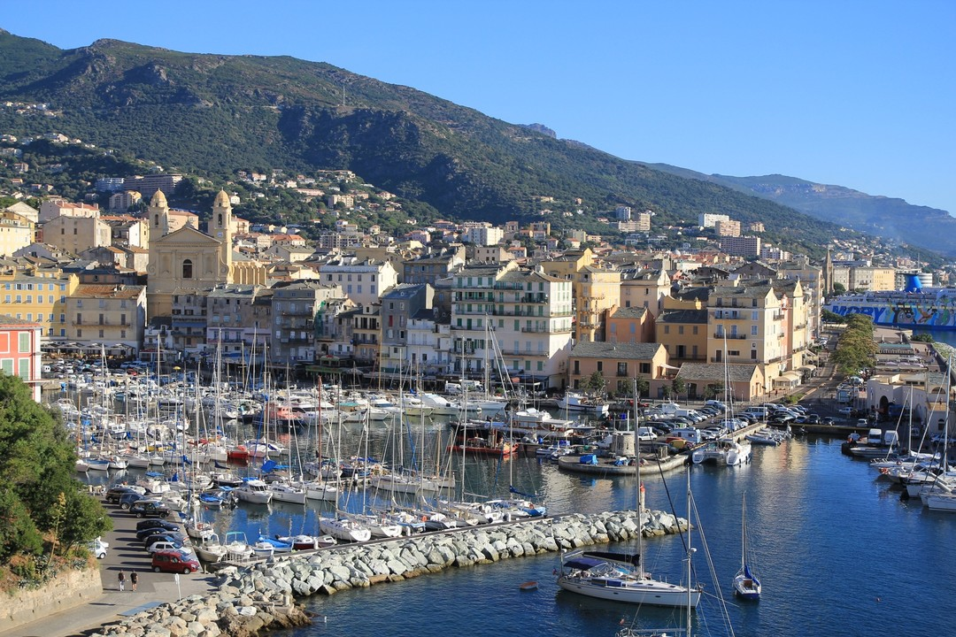 Croisière en voilier en Corse
