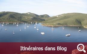 Itinéraire de croisière articles du Blog