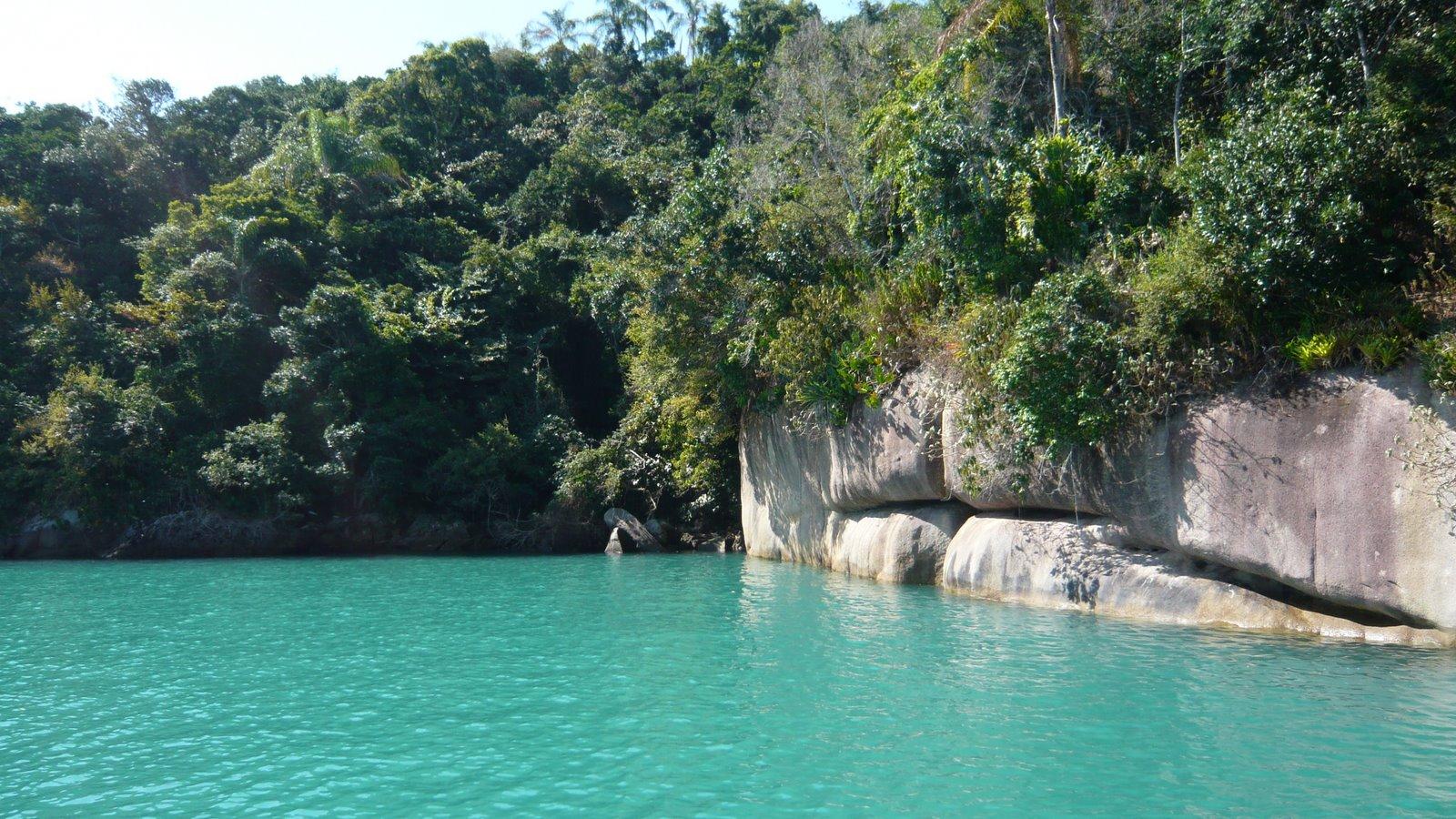 Les joyaux touristiques brésiliens et argentins