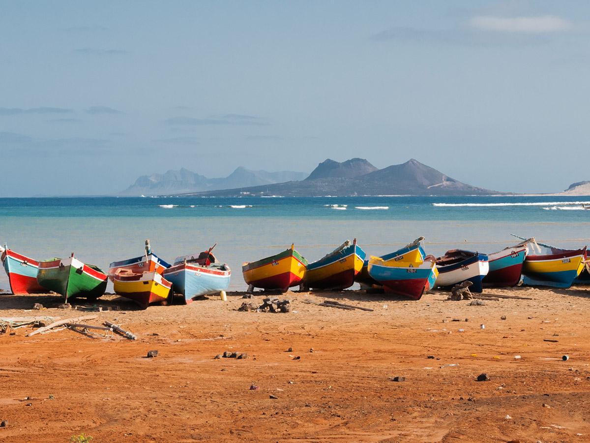Location de voiliers aux Cap-Vert