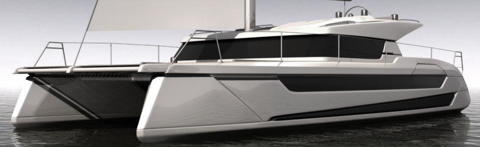 Catamaran CX-450
