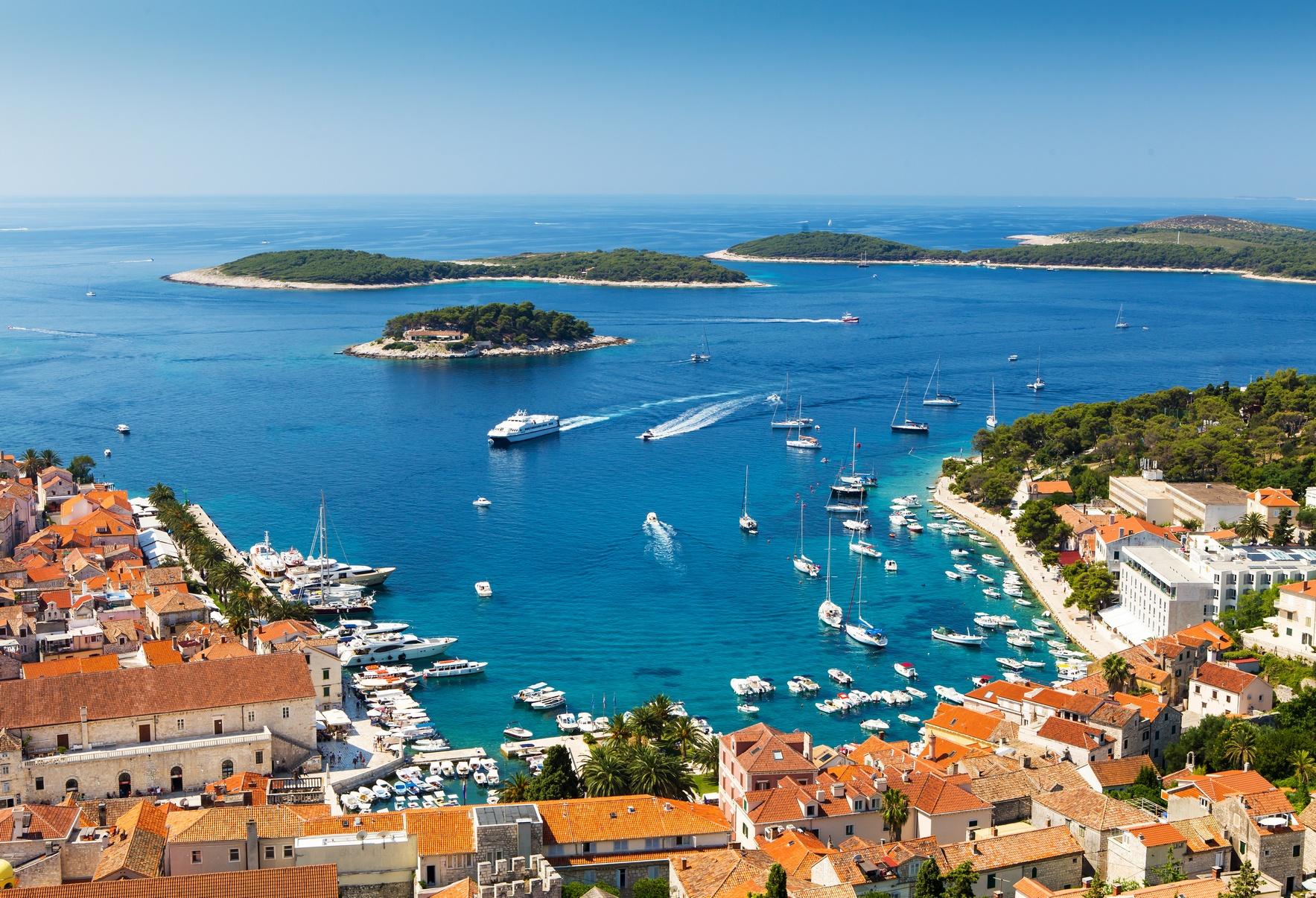 Хорватия (Средиземноморье)