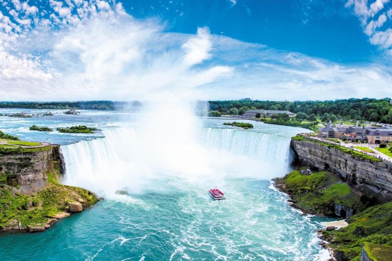 Le Canada, une perle de l'Amérique du Nord