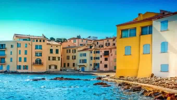 Saint Tropez ville
