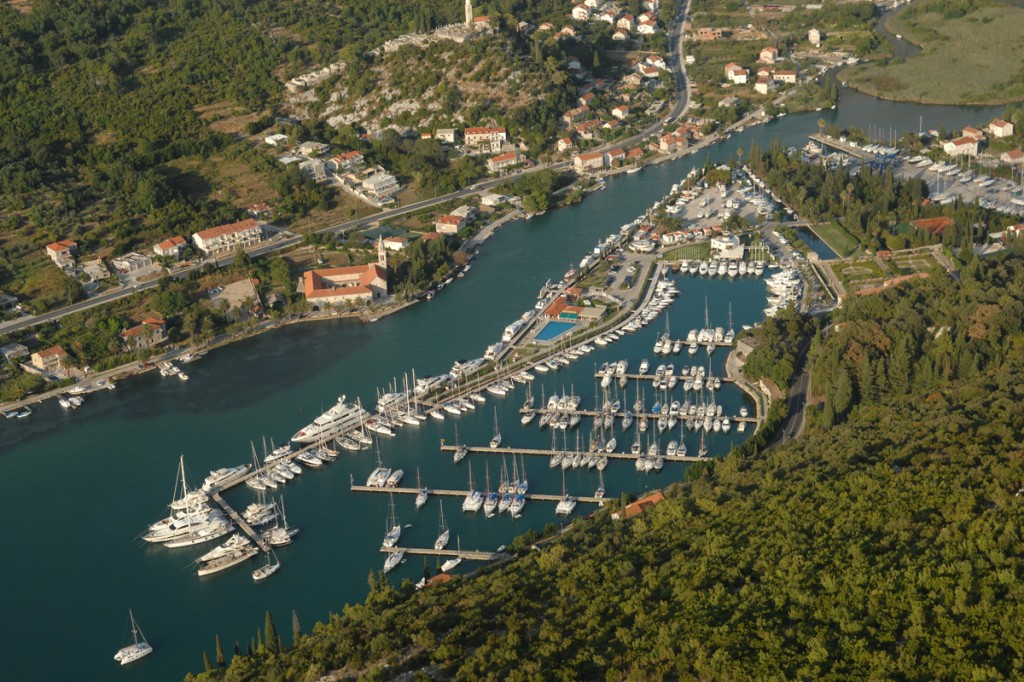 Une semaine en catamaran à Dubrovnik