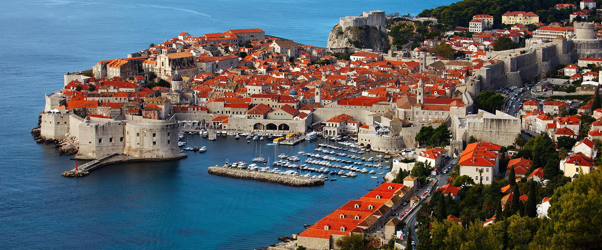 Une idée d'itinéraire au départ de Dubrovnik