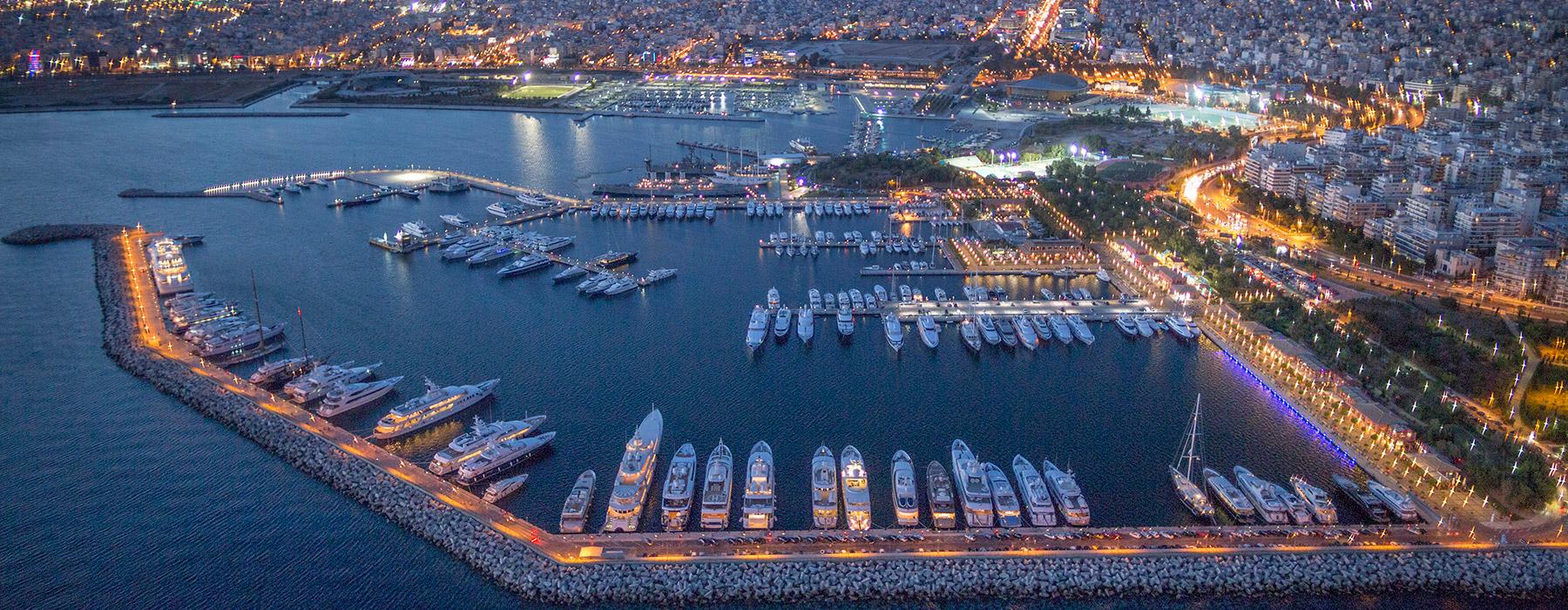 Athenes - Flisvos Marina