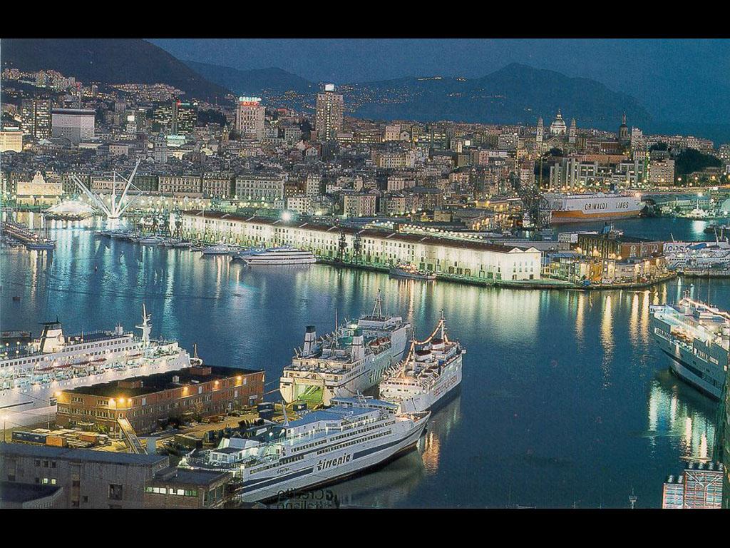 A la découverte de Gênes pour une croisière en Italie
