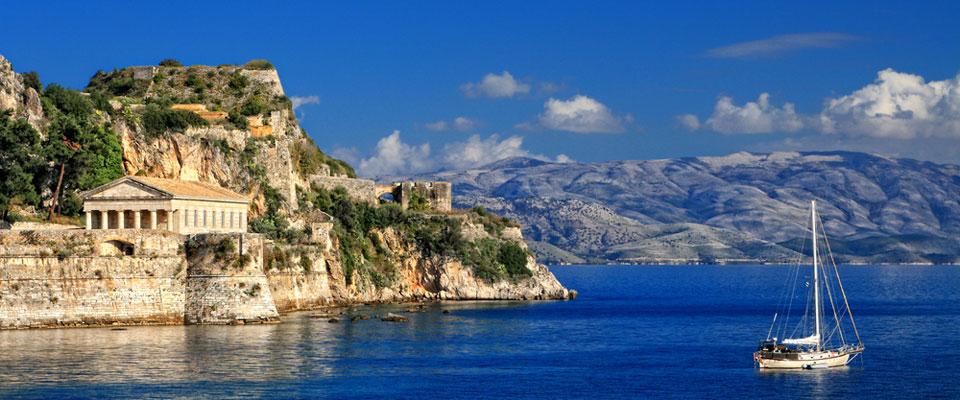 Location de voiliers en Grèce