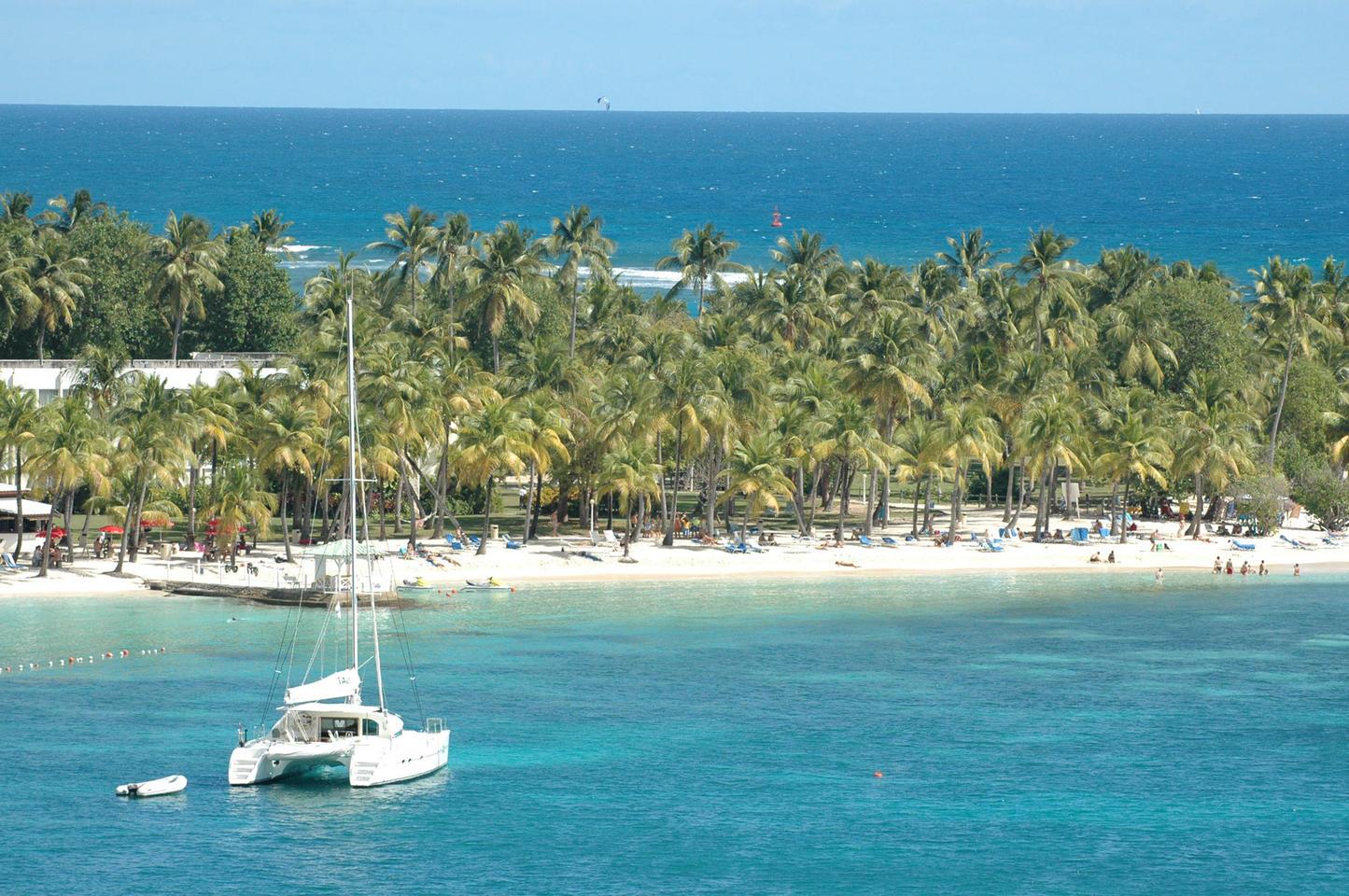 Location de voiliers en Guadeloupe