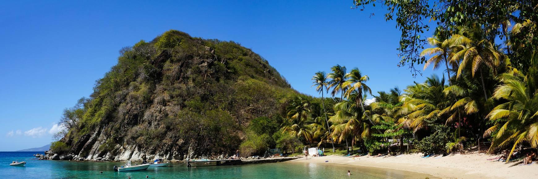 Dix jours au départ de Guadeloupe
