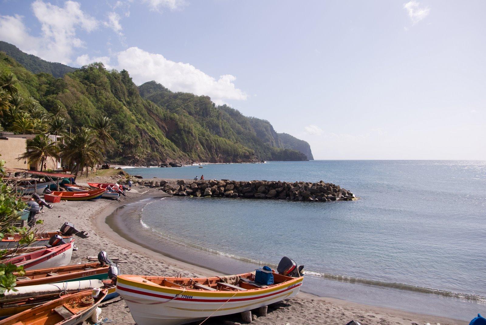Une croisière en voilier pour visiter les sites cachés de la Martinique