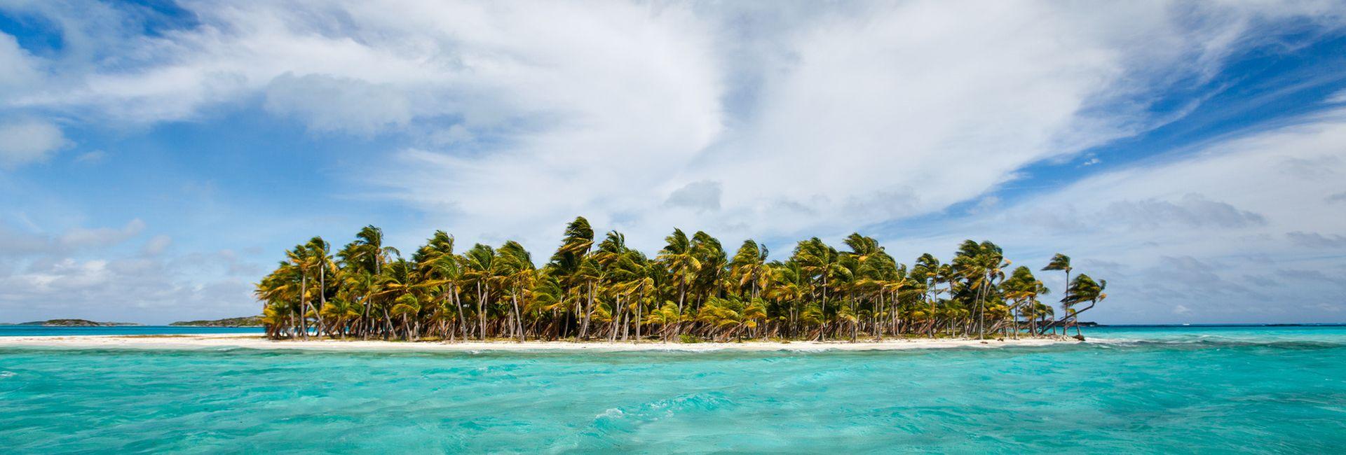 Voyage en famille aux Antilles en catamaran