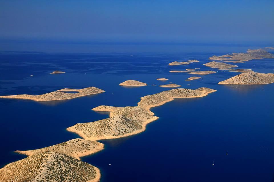 Croisière en voilier dans Les îles Kornati