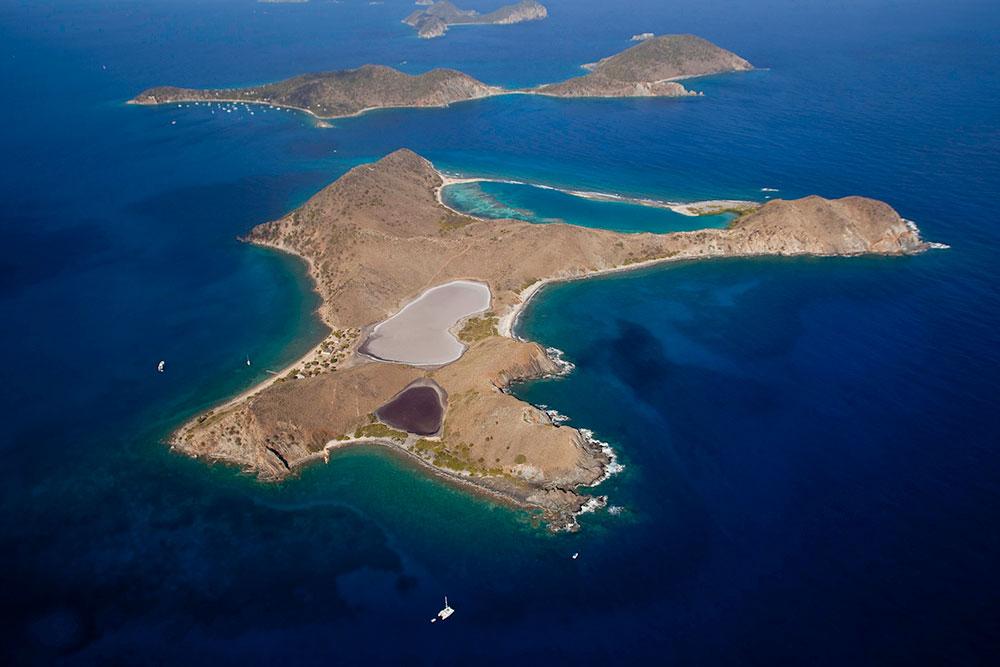 Location de voiliers aux Iles Vierges Britanniques