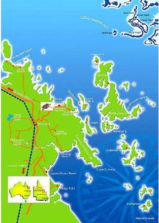 Itinéraires possibles en Australie