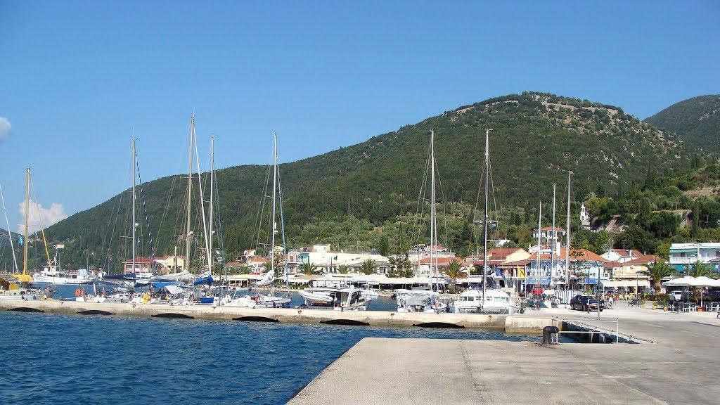 Kefalonia - Sami Port