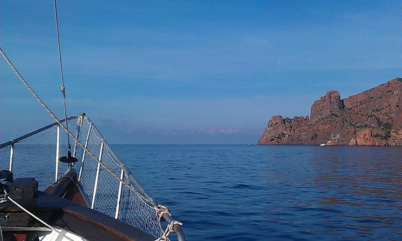 Location de voiliers en Corse