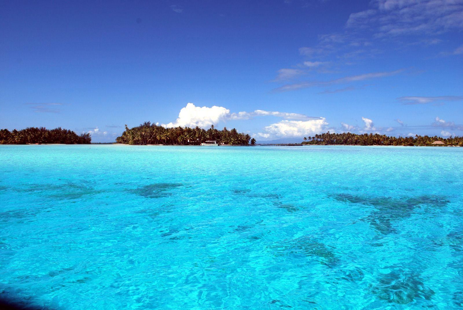 Séjour exotique sur le lagon de Bora Bora