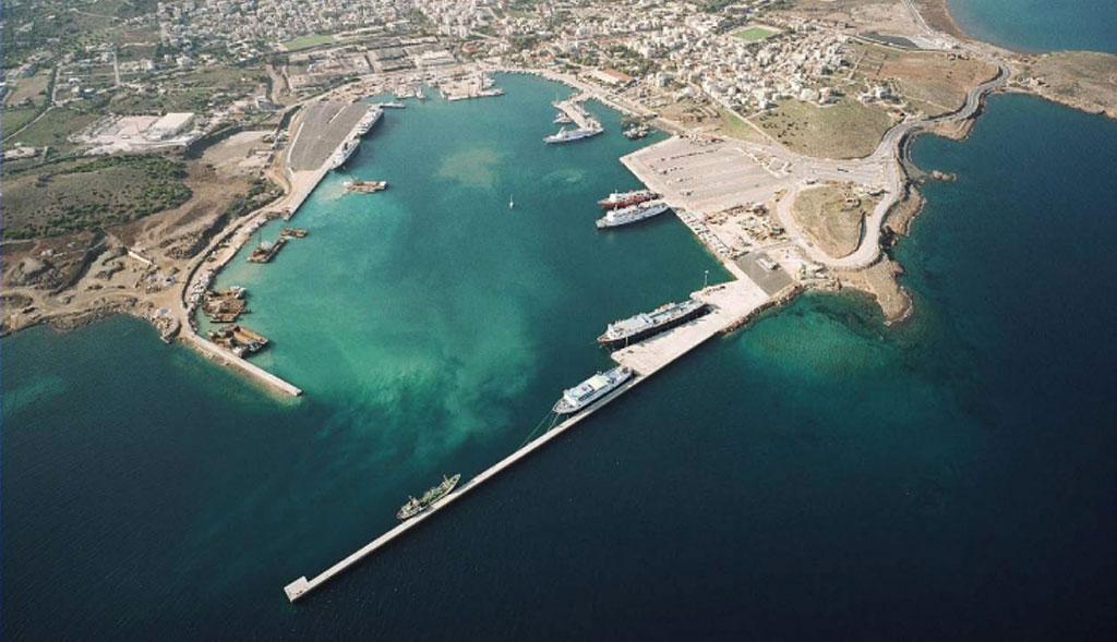 Port de Lavrion