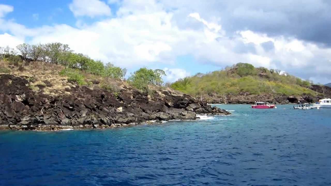 Tour de Guadeloupe en catamaran