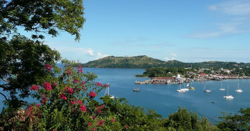 Virée en mer sur l'île de Sainte-Marie !
