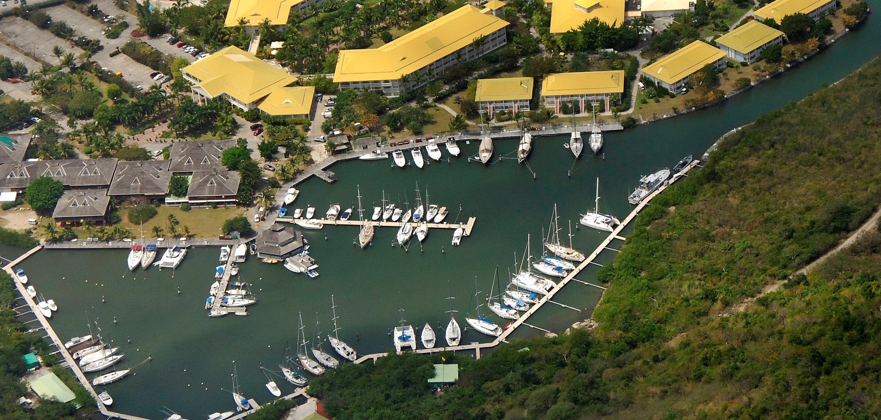 Marina - Port de Lonvilliers