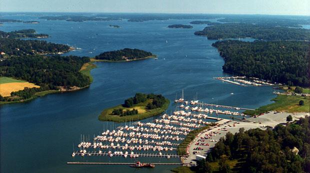 Une semaine en Suède à Goteborg