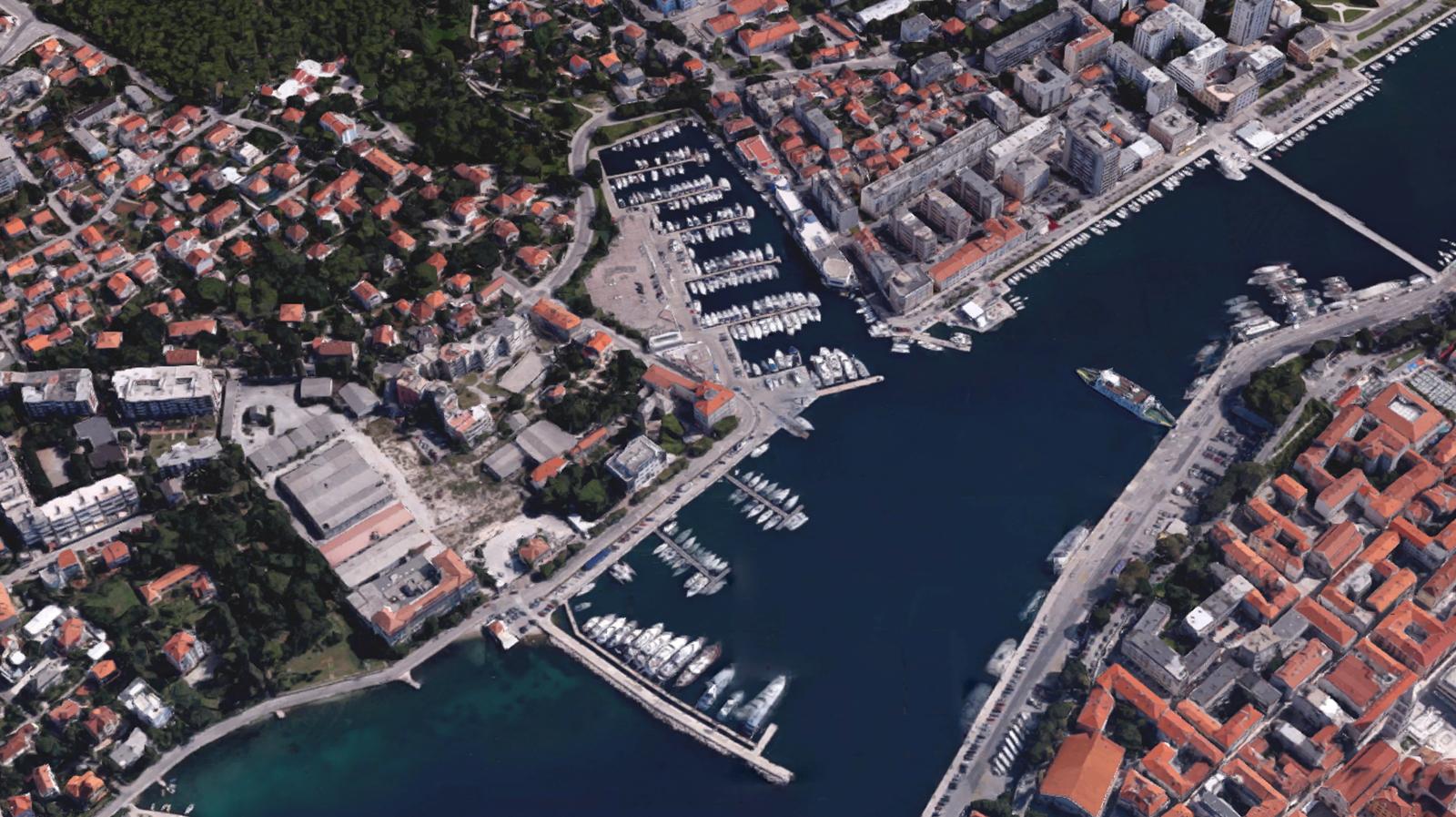 Zadar - Marina Tankerkomerc