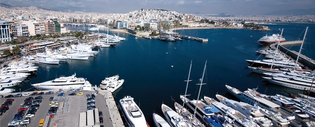 Athenes - Zea Marina
