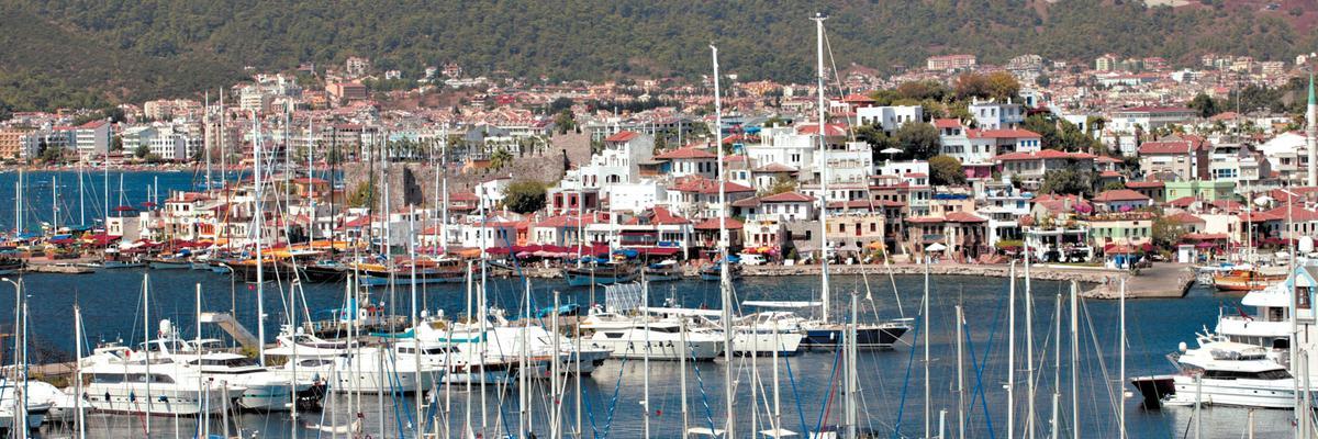 Témoignage - Gulet - Marmaris - Turquie