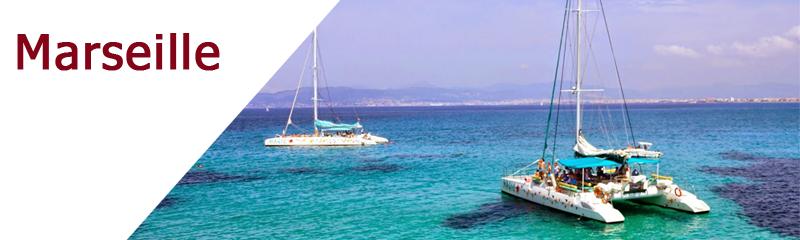 Tous les bateaux à la location à Marseille