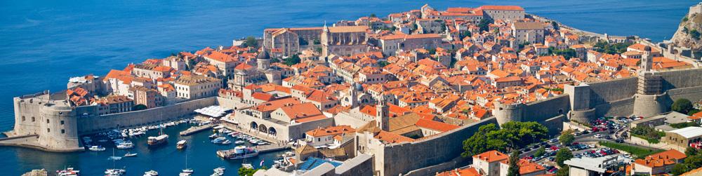 Croisières en bateau, catamaran ou en voiliers en Croatie