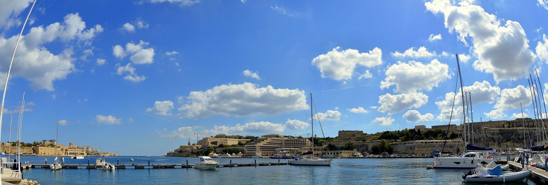 Plaisirs maltais : location de voilier pour une petite croisière