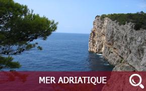 Location voilier et catamaran en Mer Adriatique