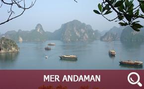 Location voilier et catamaran en Mer d'Andaman