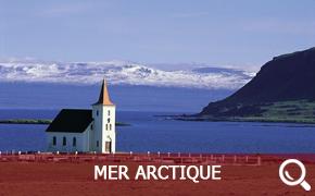 Location voilier et catamaran en Mer Arctique