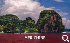 Location voilier et catamaran en Mer de Chine
