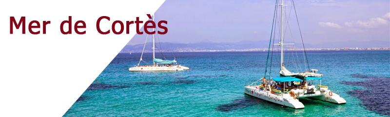 Tous les bateaux à la location au Mexique en Mer de Cortès