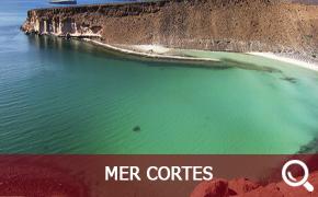 Location voilier et catamaran en Mer de Cortes