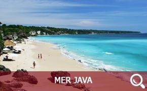 Location voilier et catamaran en Mer de Java