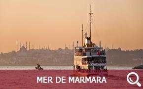 Location voilier et catamaran en Mer de Marmara