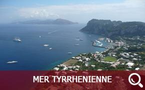 Location voilier et catamaran en Mer Tyrrhénienne